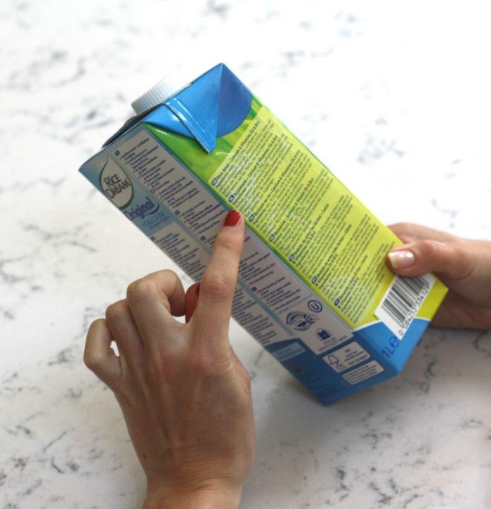 Workshop etiketten lezen