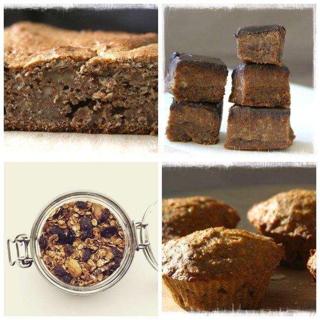 Weke ingrediënten heb je nodig om gezond te bakken Healthiness