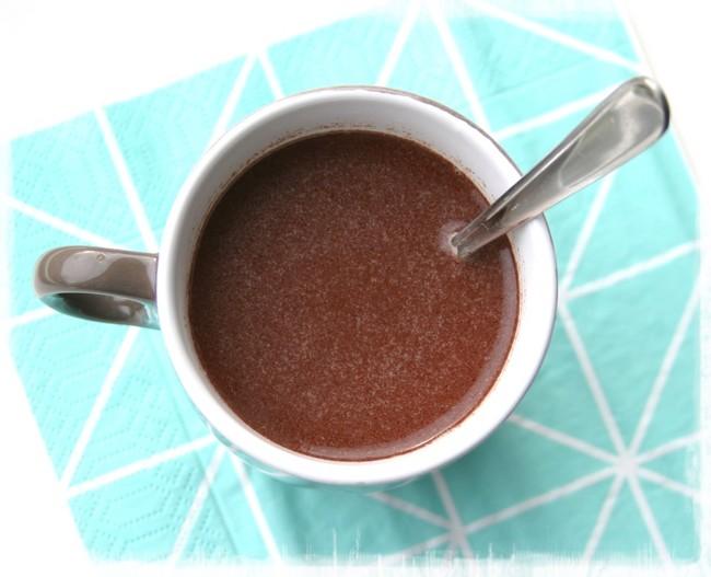 2 heerlijke recepten voor gezonde chocolademelk!