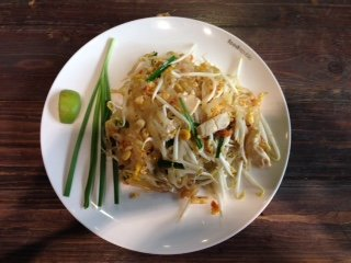 Pad Thai Healthiness Online