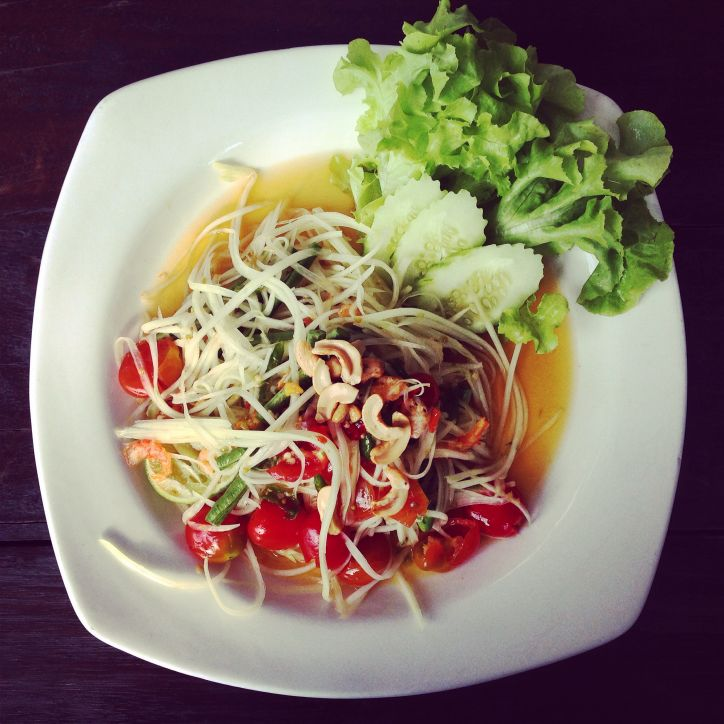 Som Tam Healthiness