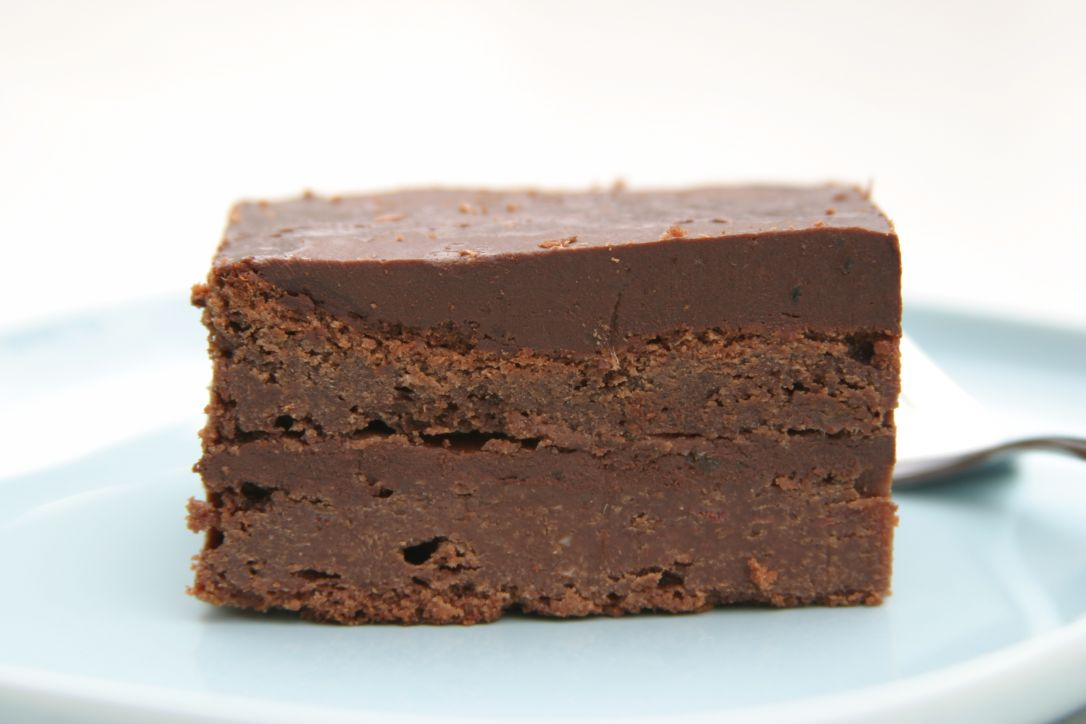 De lekkerste vegan brownie Healthiness