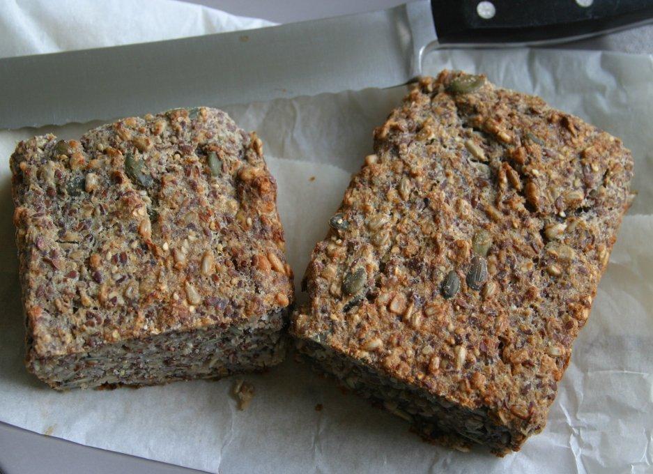 Heerlijk glutenvrij brood!