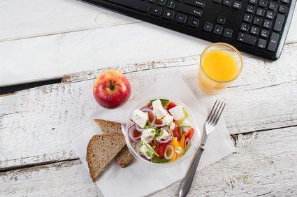 Gezond eten bij wisseldiensten