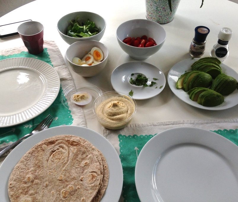 Lunchwraps Healthiness