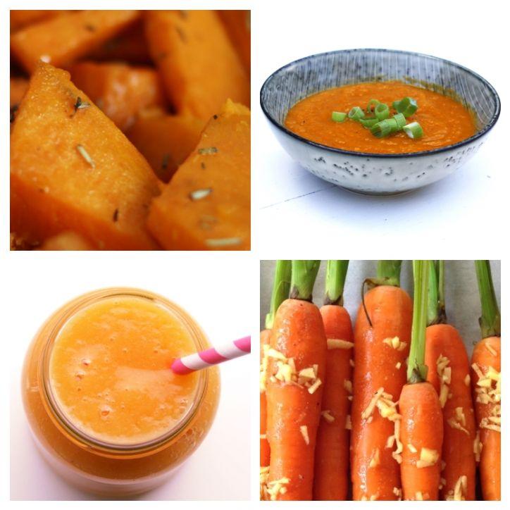 Oranje recepten op een rijtje…