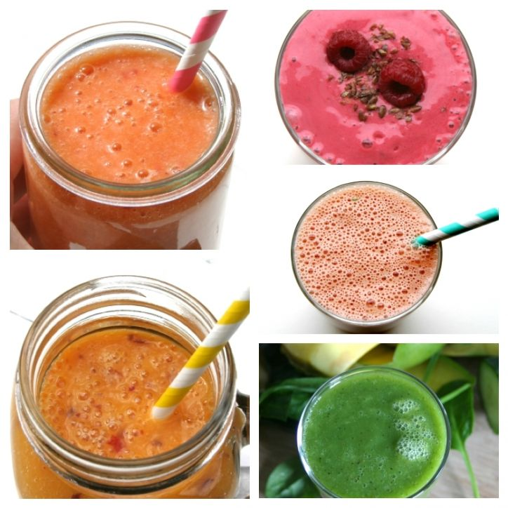 Dé tips voor een perfecte smoothie!