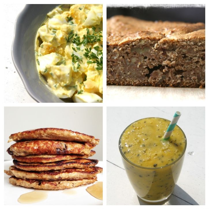 Workshop gezond ontbijten en lunchen Healthiness