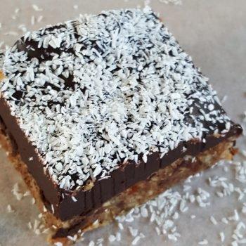 Healthy fudge met chocolade Healthiness