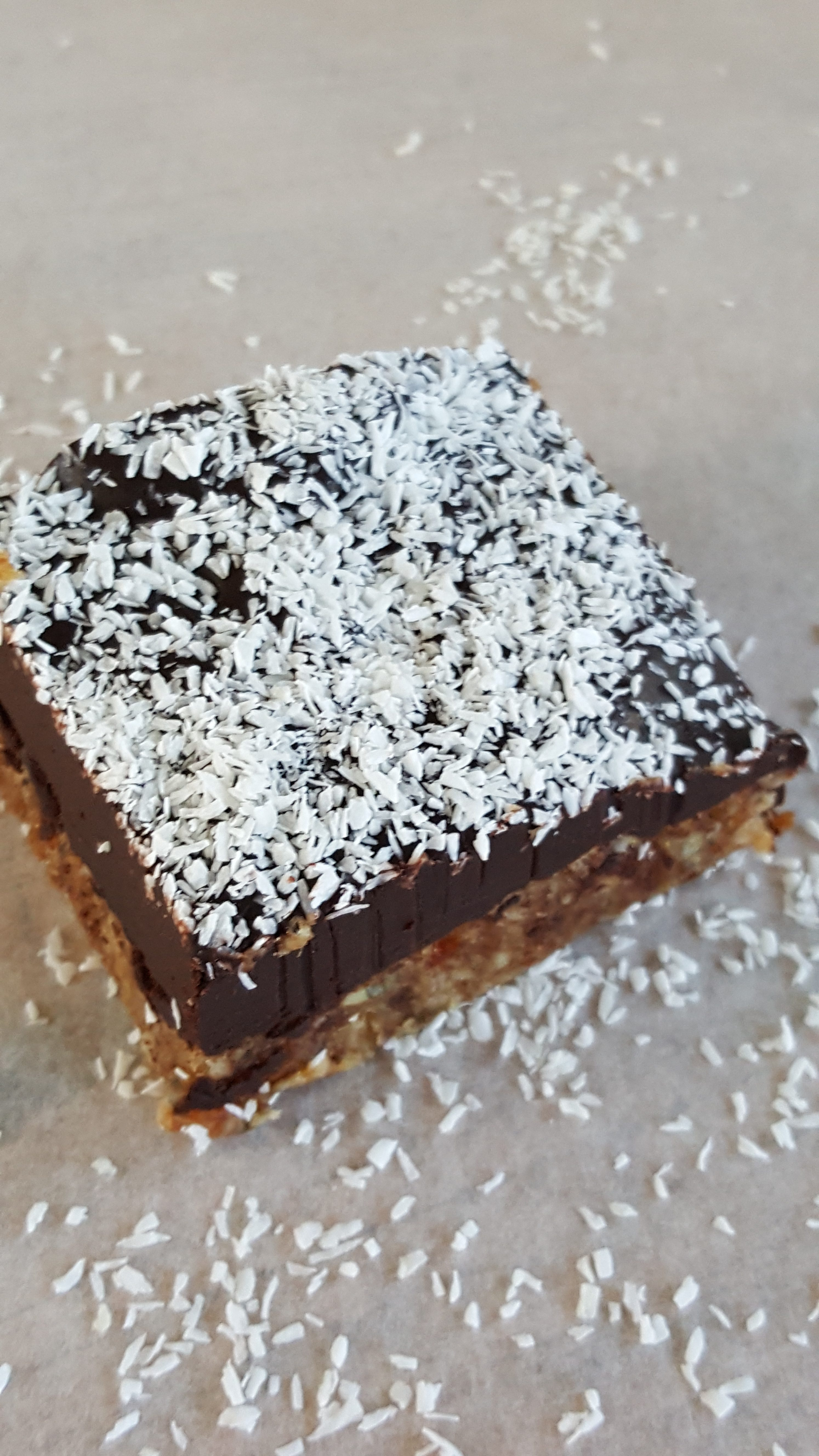 Voor jouw Valentijn…Healthy fudge met chocolade!