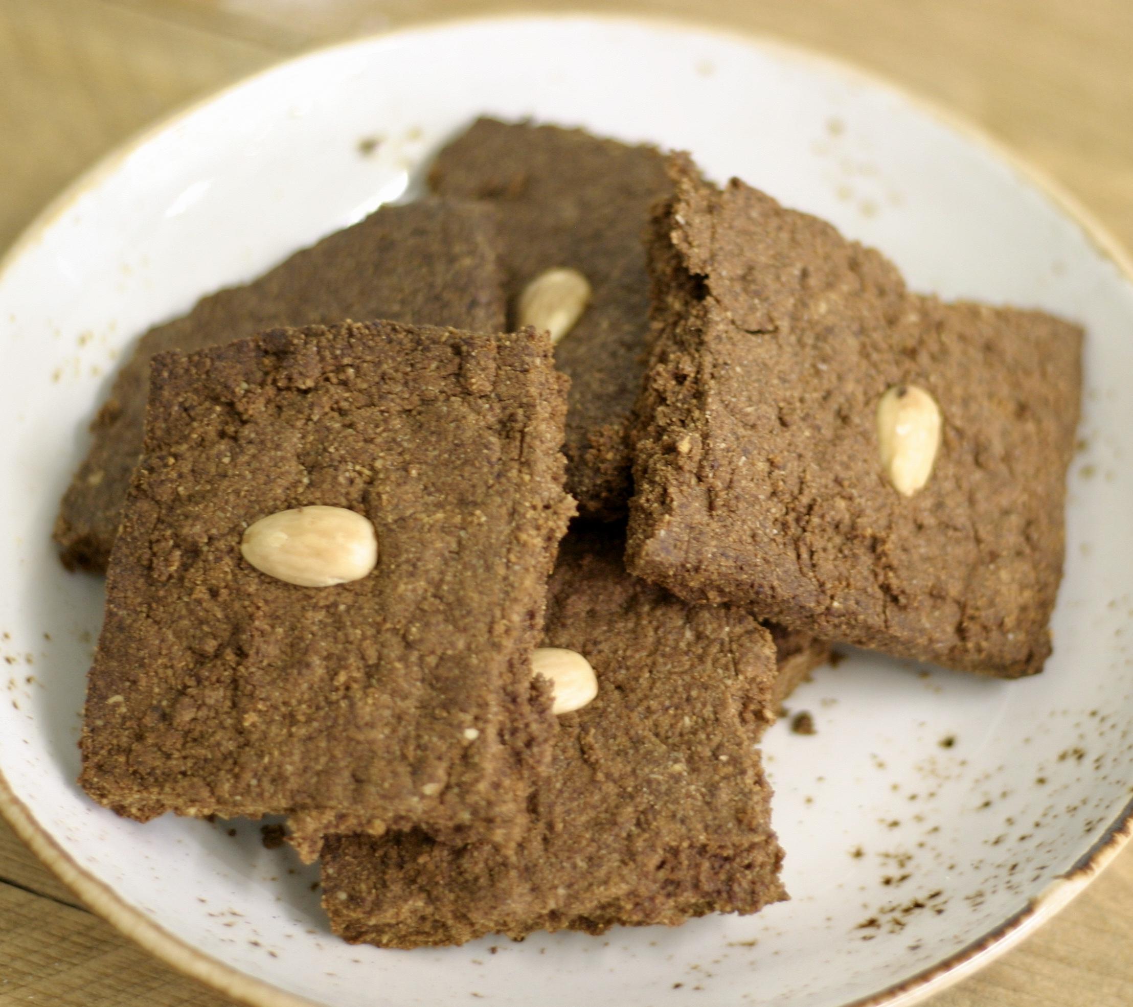 Gezonde speculaas (glutenvrij + zonder geraffineerde suiker)